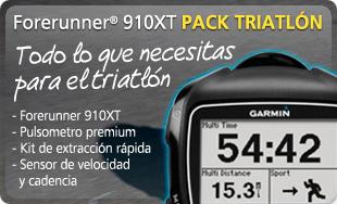 Promo Forerunner 910XT