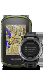 Montres et GPS de randonnée