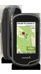 GPS portables tactiles
