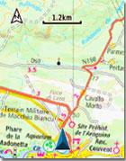 BirdsEye Select France sur GPSMAP 62