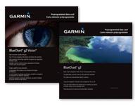 Jaquettes BlueChart® g2 et BlueChart® g2 vision
