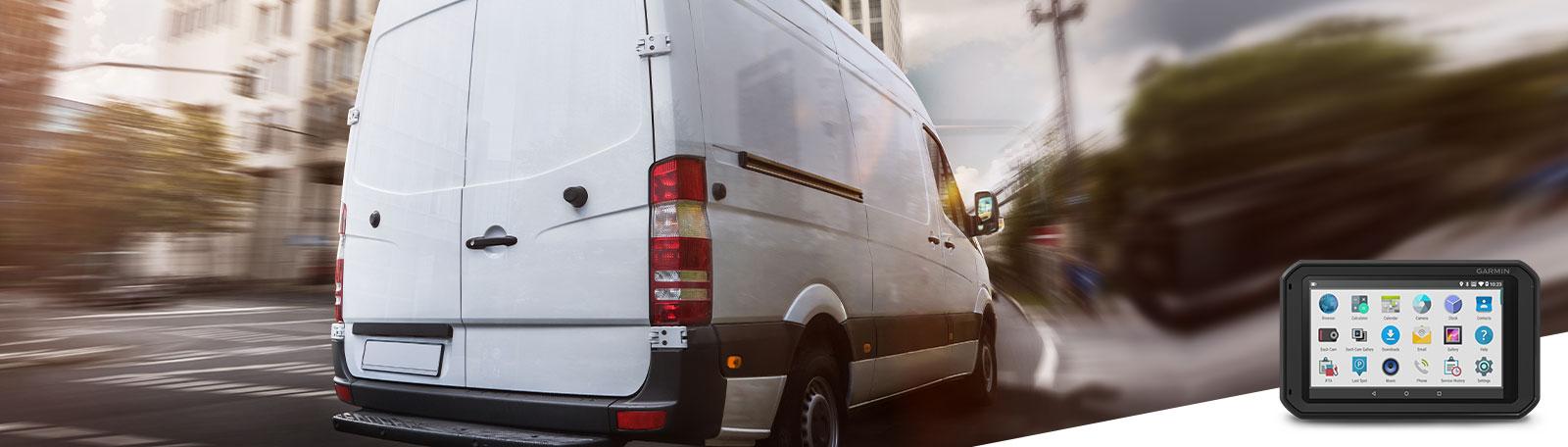 Richiesta informazioni sui prodotti Garmin dedicati al fleet management