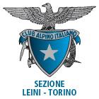 Logo CAI Leini Torino
