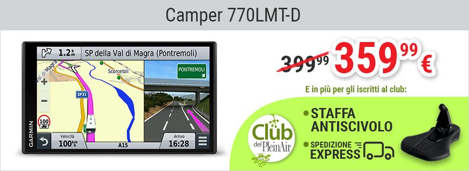 Camper 770LMT-D