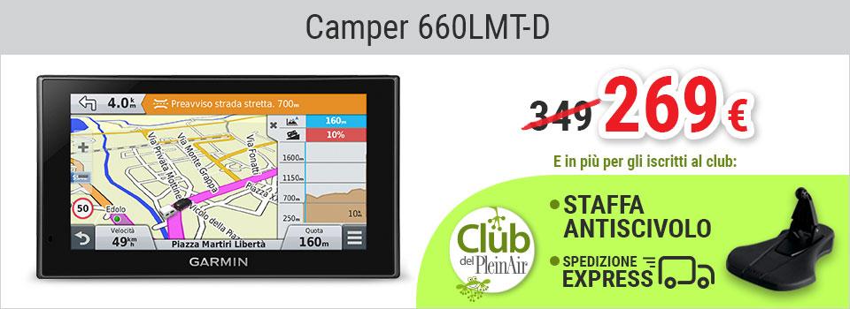 Camper 660LMT-D
