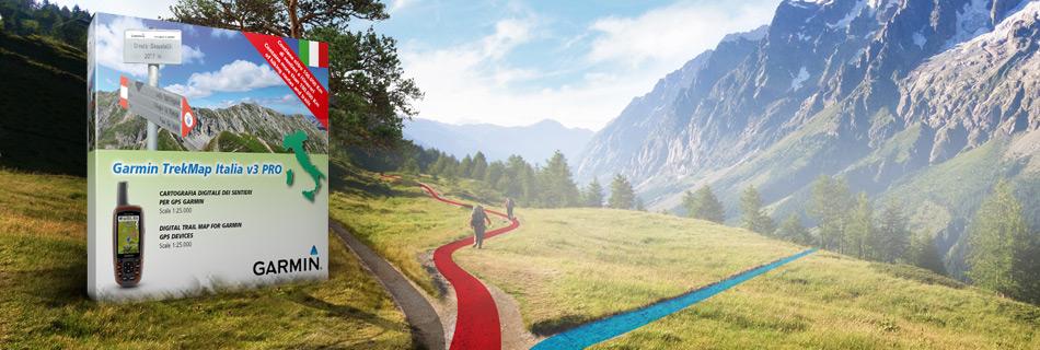 TrekMap Italia v3 pro