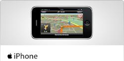 NAVIGON MobileNavigator iPhone
