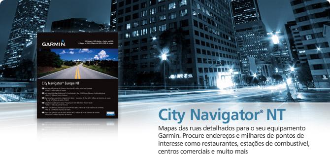 City Navigator NT