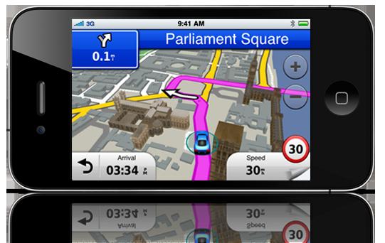 StreetPilot - 3D Buildings and Landscape