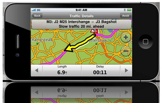 StreetPilot - Avoid the Traffic