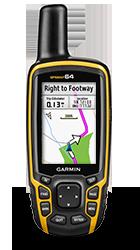 Garmin GPSMAP64