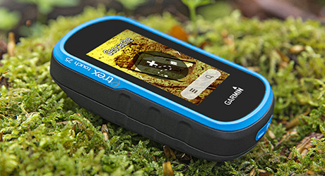 Garmin eTrex Touch 25 Geocaching