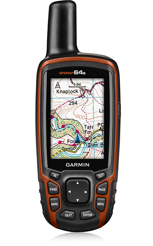 garmin gpsmap 64st outdoor handheld
