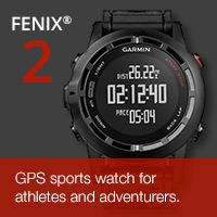 Garmin Fenix 2 GPS Sports Watch for Athletes and Outdoor Adventurers