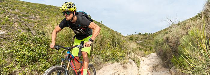 Garmin fenix 3 GPS Sports Watch Mountainbiking