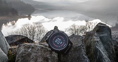 Garmin fenix 3 GPS Sports Watch in Wales
