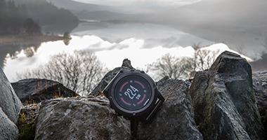 Garmin fenix 3 GPS Sports Watch in Wales